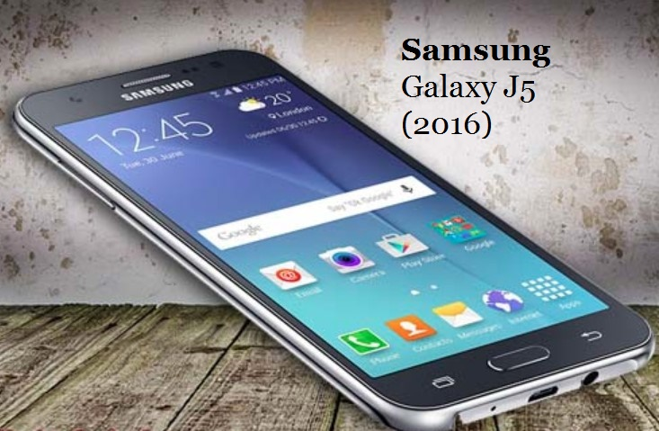 SAMSUNG GALAXY J5 PICTURES